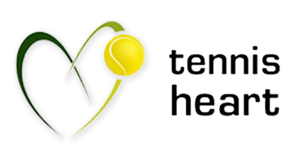 Tennis Heart Logo